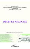 Droit et anarchie