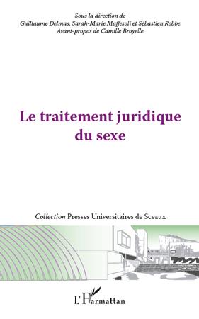Le traitement juridique du sexe