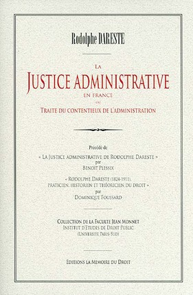 Justice administrative