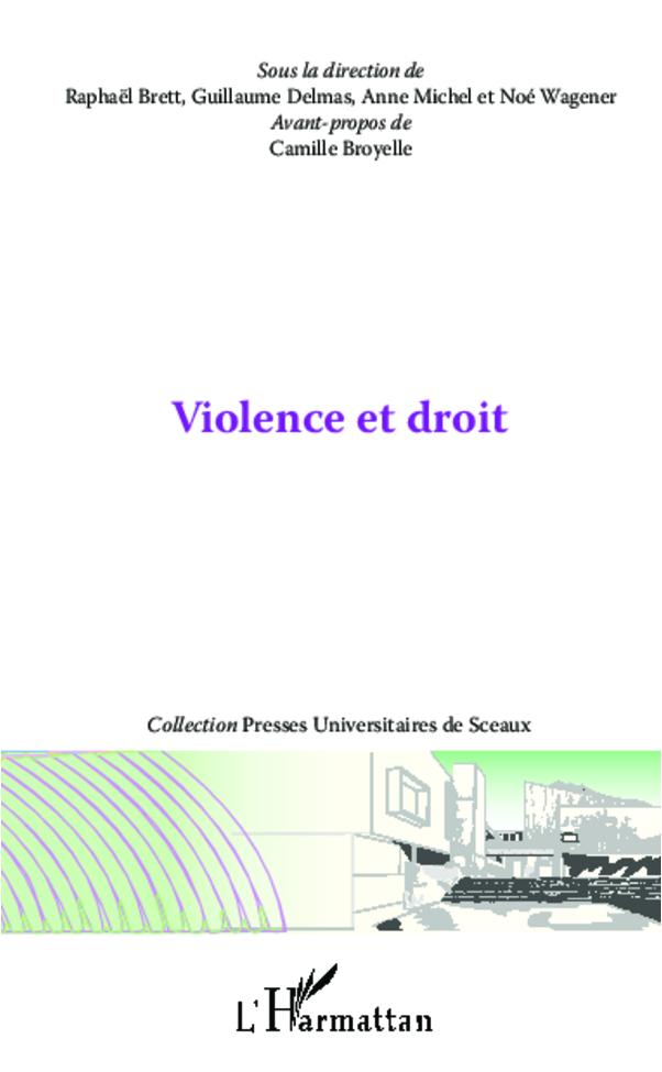 Violence et droit