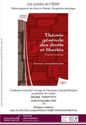 Théorie générale des droits et libertés. Perspective analytique