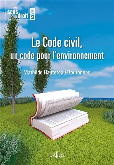 Code civil pour l'environnement